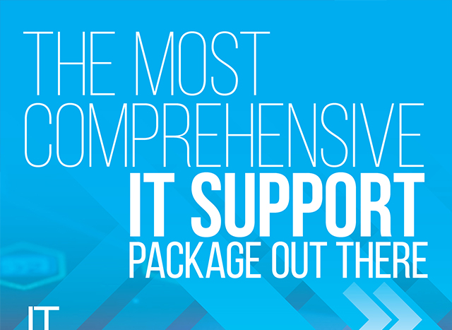 The Most Comprehensive IT Support Package