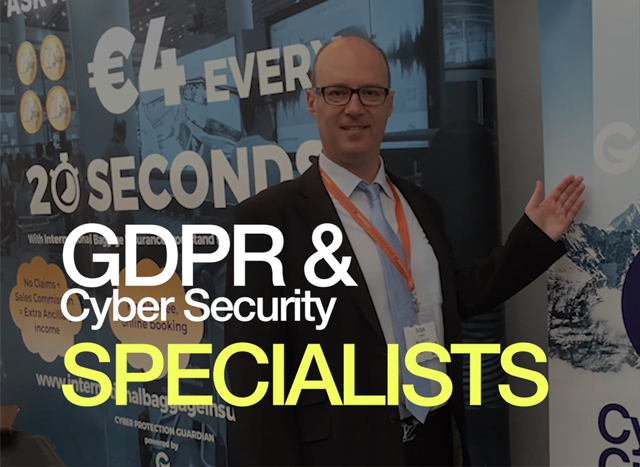 Cyber Security and GDPR experts