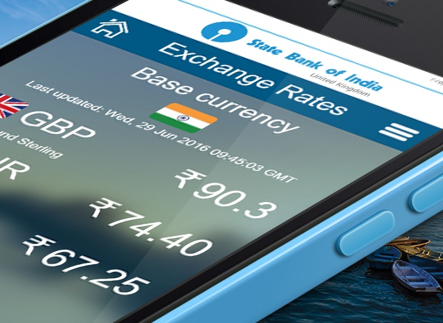 Mobile App Development Project State Bank of India UK