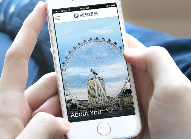 Mobile App Development Project Go Live UK
