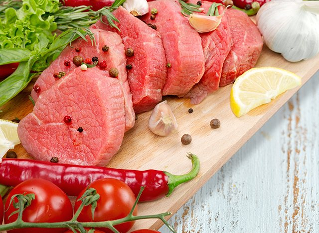Web Development for JLP Meat Trading