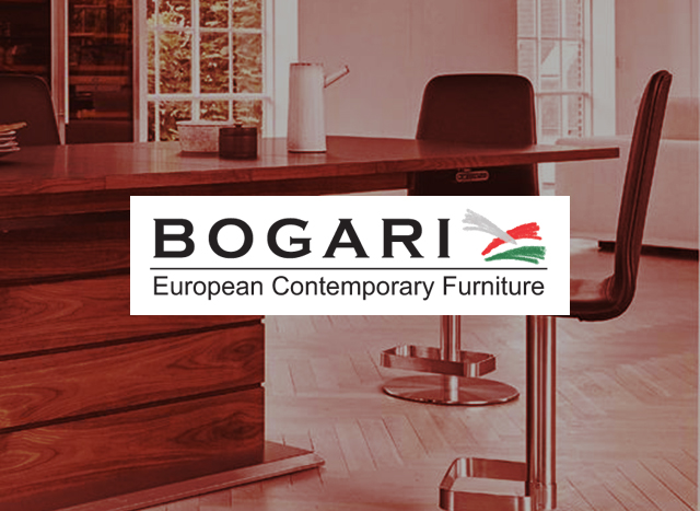 Website Development Project Bogari European Contemporary Furniture