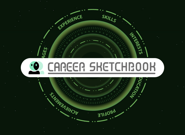 Website Development Project Career Sketchbook