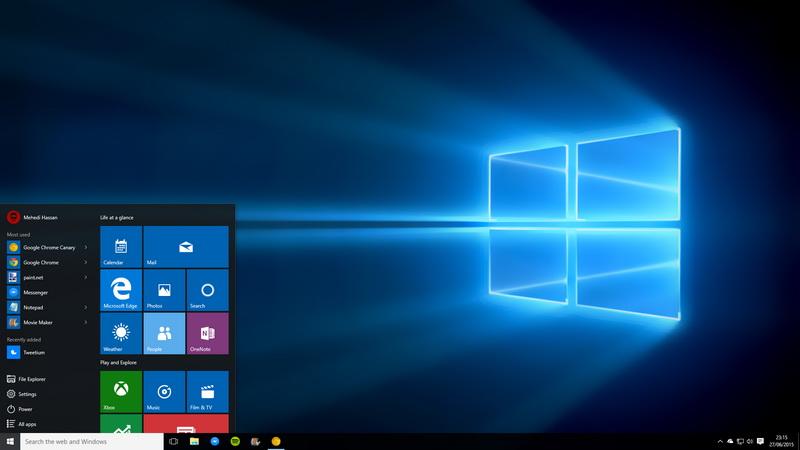 Windows 10 Is Live Why Windows 10 Go Live Uk