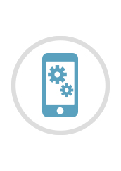 Enterprise Mobile App Icon